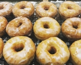 Vanilla Glazed Doughnuts